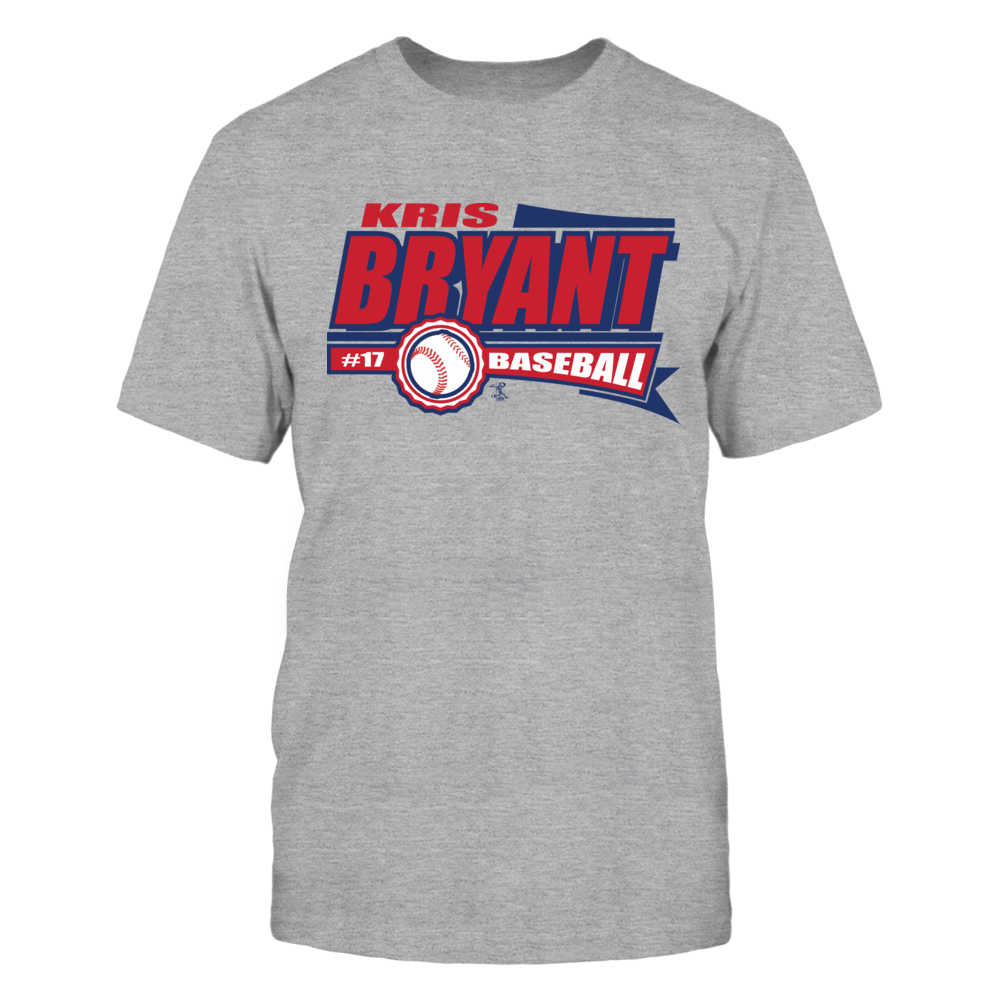 Kris Bryant-Baseball Front picture