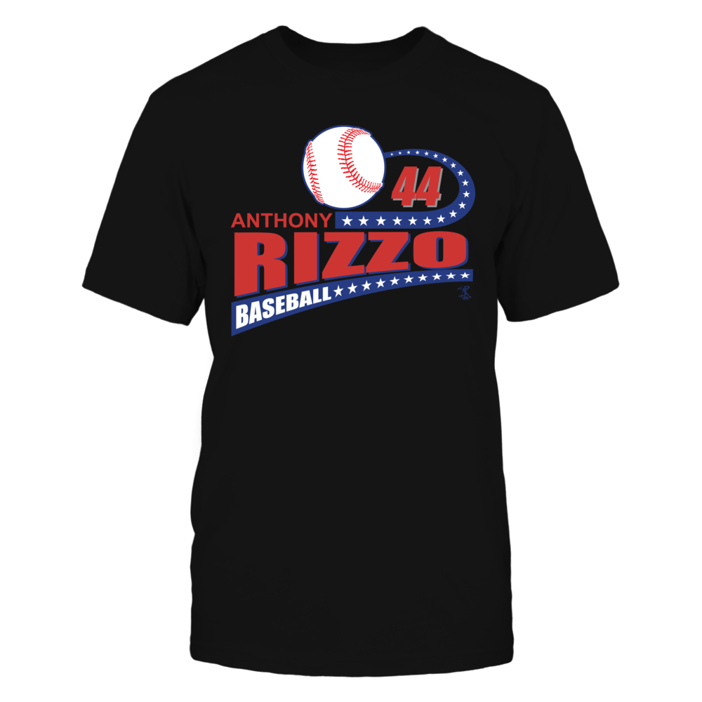 Anthony Rizzo- Baseball Shirt Front picture