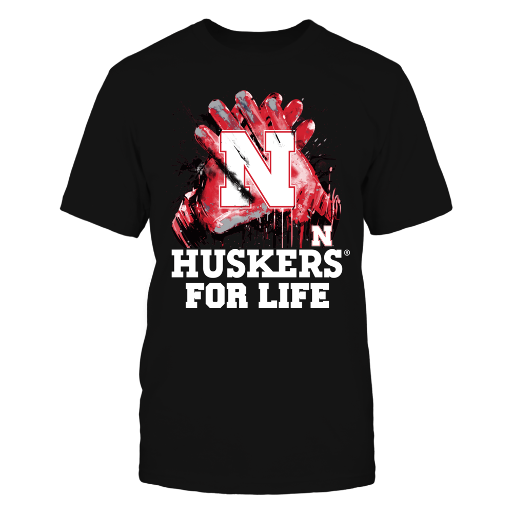 Nebraska Cornhuskers - For Life Front picture