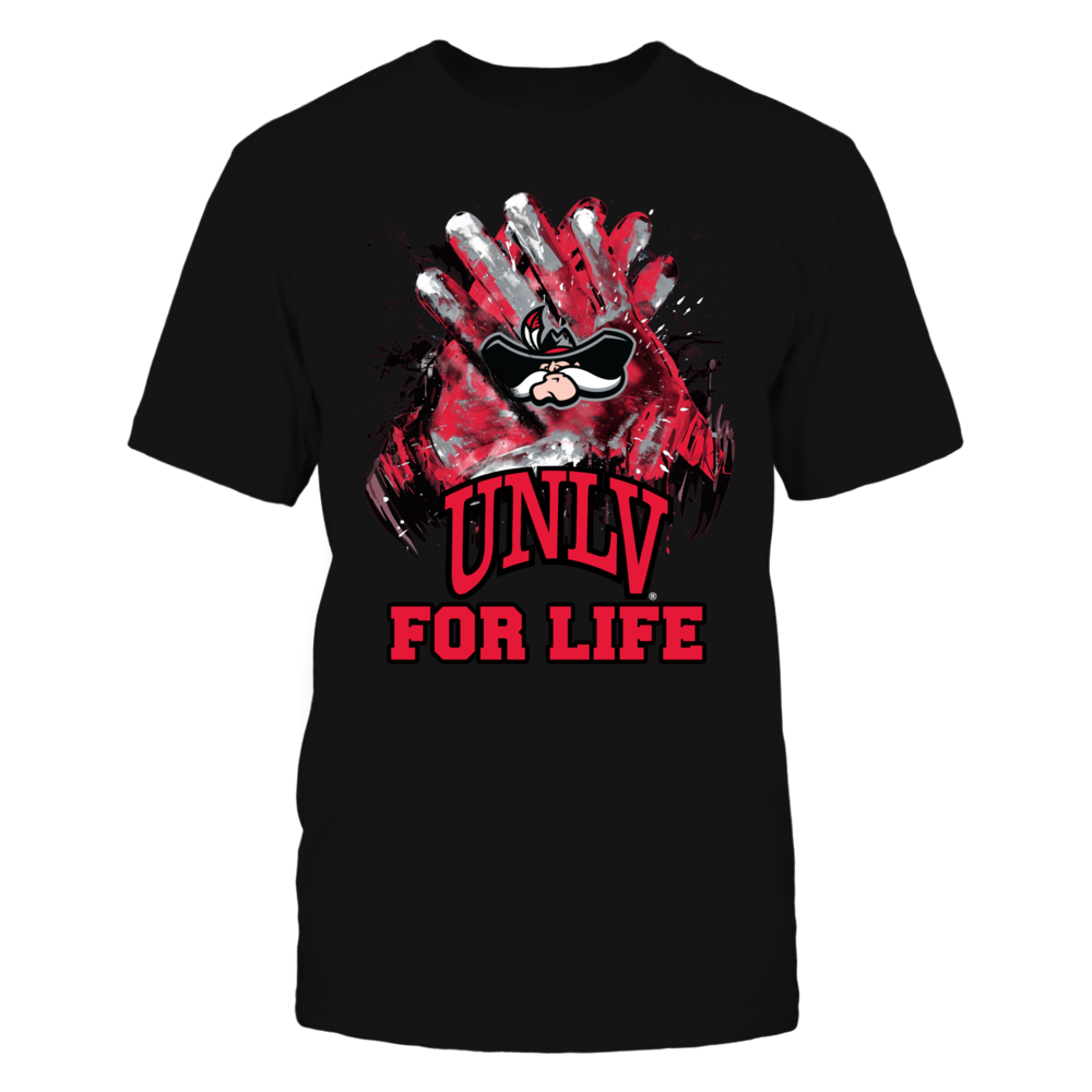 UNLV Rebels - For Life Front picture