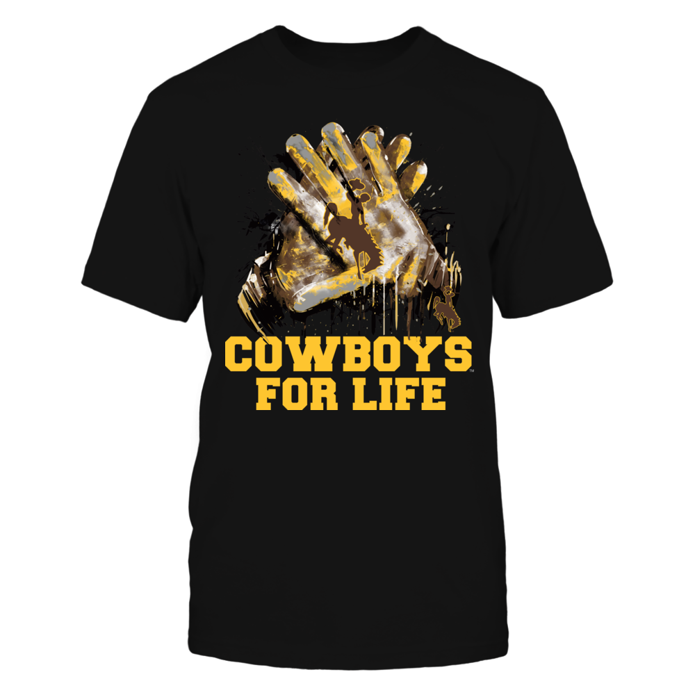 Wyoming Cowboys - For Life Front picture