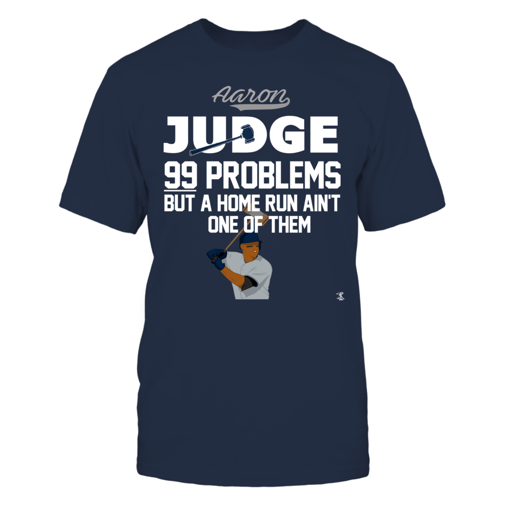Aaron Judge - 99 Problems Front picture
