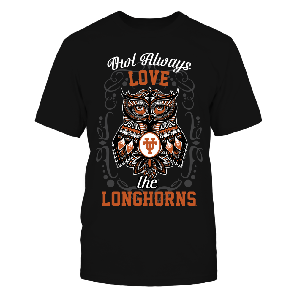Texas Longhorns - Owl always Front picture