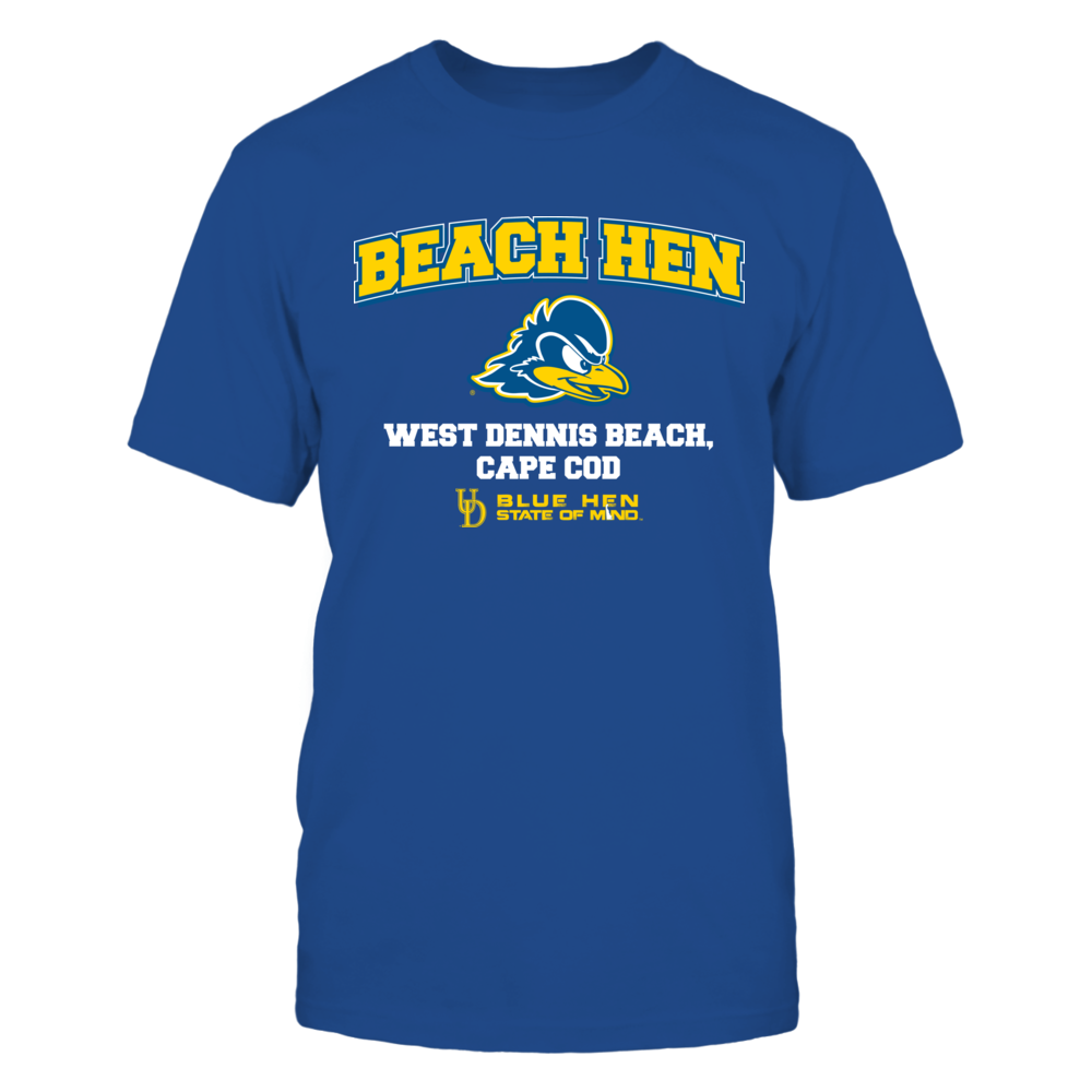 Beach Hen – West Dennis Beach, Cape Cod Front picture