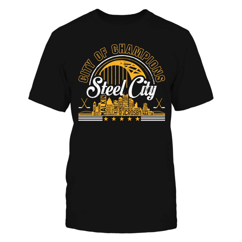 Steel City - City of Champions Front picture