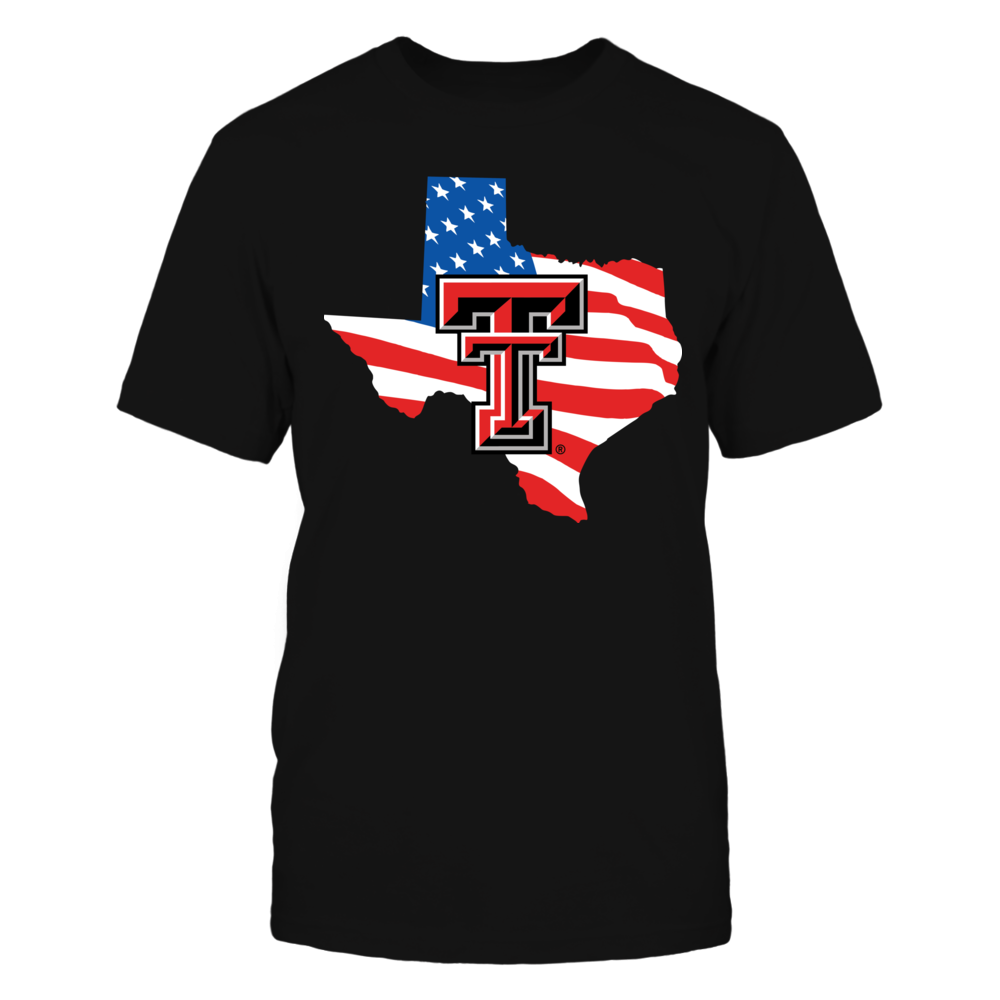 Texas Tech Red Raiders - Show Your Pride State Front picture