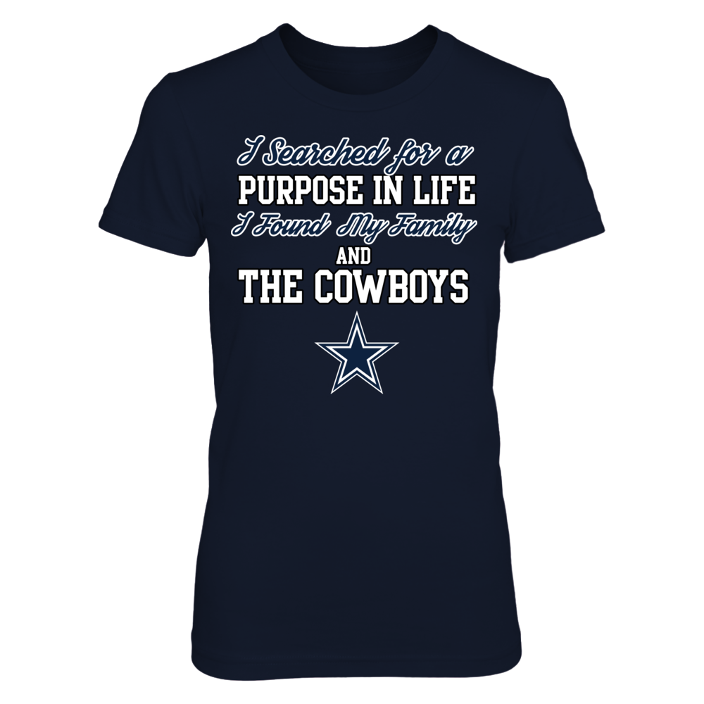 Dallas Cowboys, I Searched for a Purpose Front picture