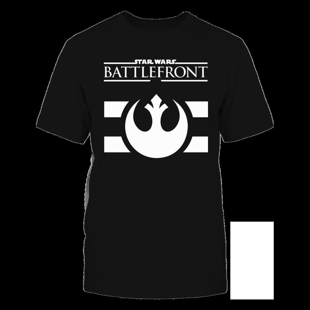 Star War T-shirt: Battlefront Rebel Alliance Symbol Front picture