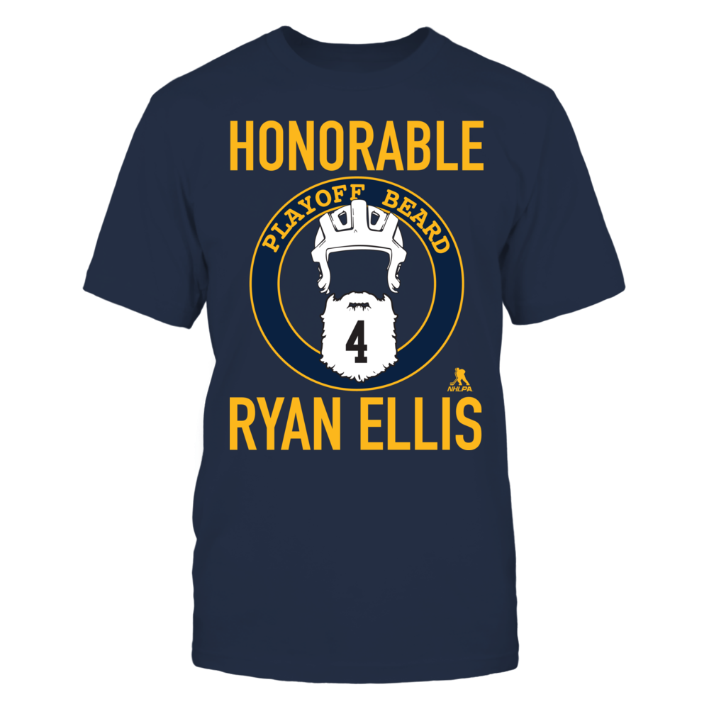 Honorable Ryan Ellis Front picture
