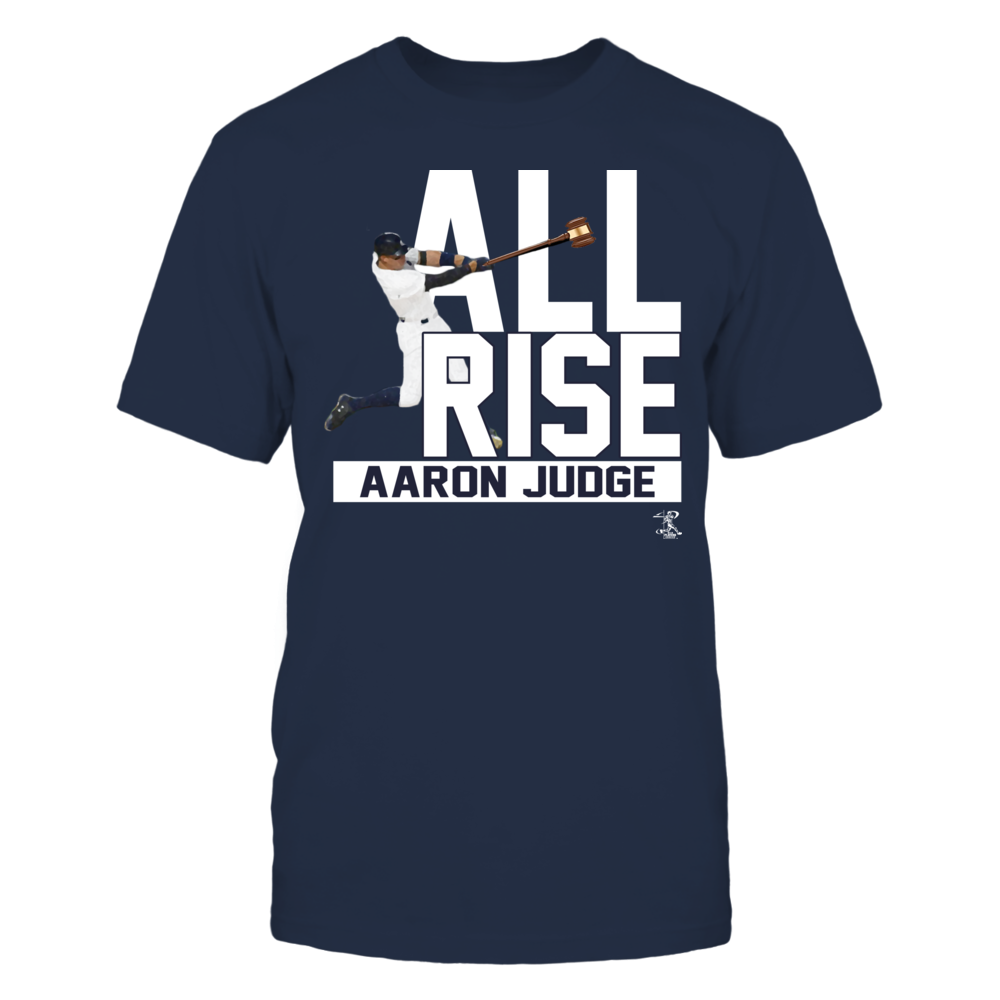 ALL RISE - Aaron Judge Front picture