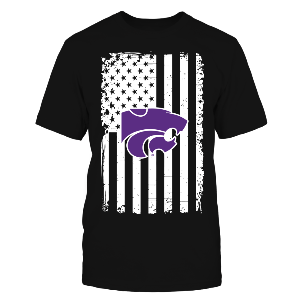 Kansas State Wildcats - Flag Pride Front picture