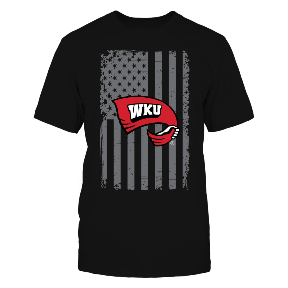 Western Kentucky Hilltoppers - Flag Pride Front picture