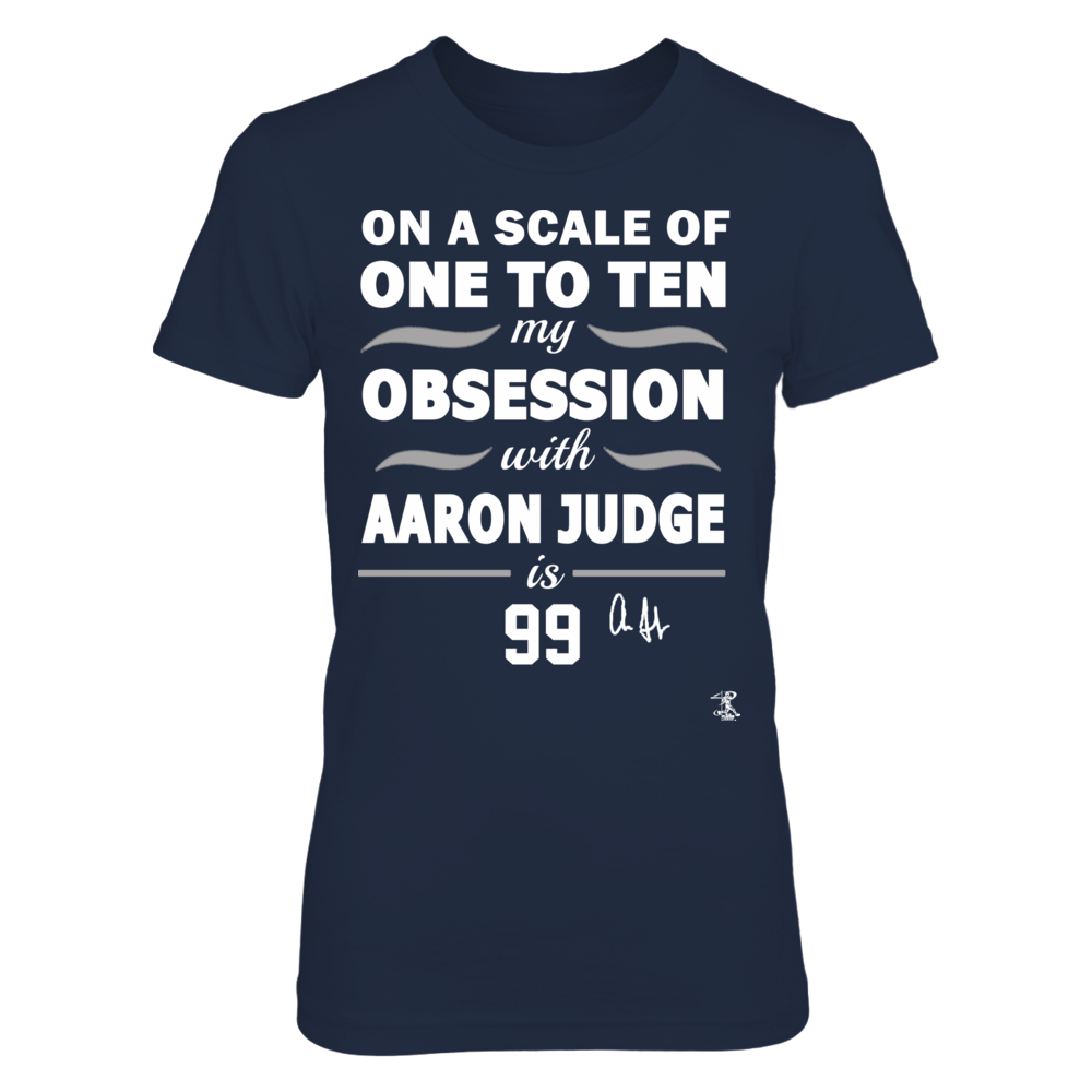 Aaron Judge - Obsession Front picture