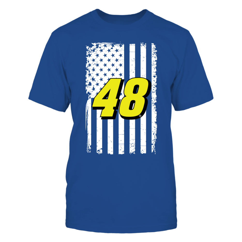 Jimmie Johnson - Flag Pride Front picture