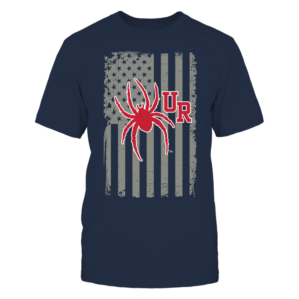 Richmond Spiders - Flag Pride Front picture