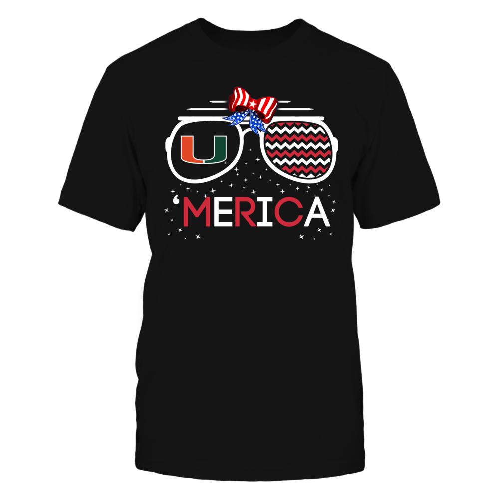 Miami Hurricanes 'merica Front picture