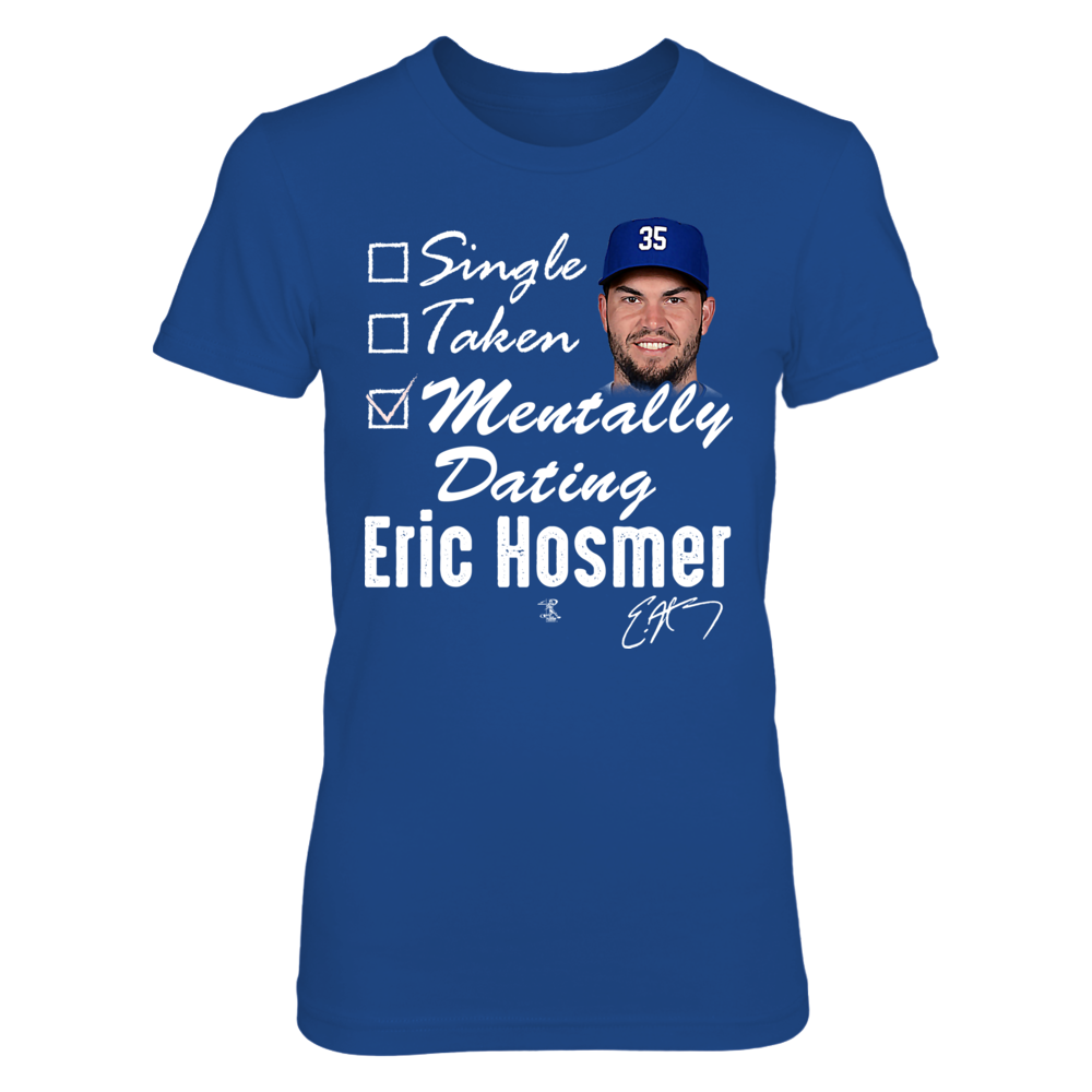 MENTALLY DATING - ERIC HOSMER Front picture