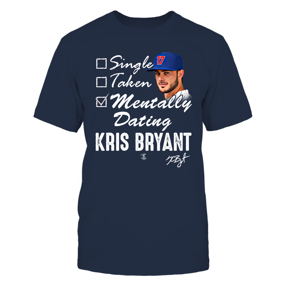 MENTALLY DATING - KRIS BRYANT Front picture
