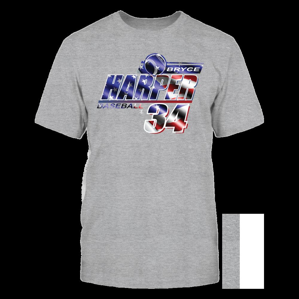 Bryce Harper Bryce Harper - USA Shirt FanPrint