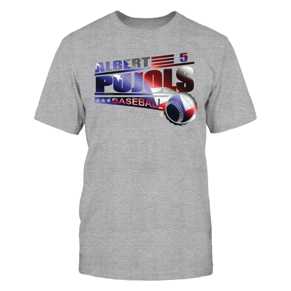 Albert Pujols - USA Shirt Front picture