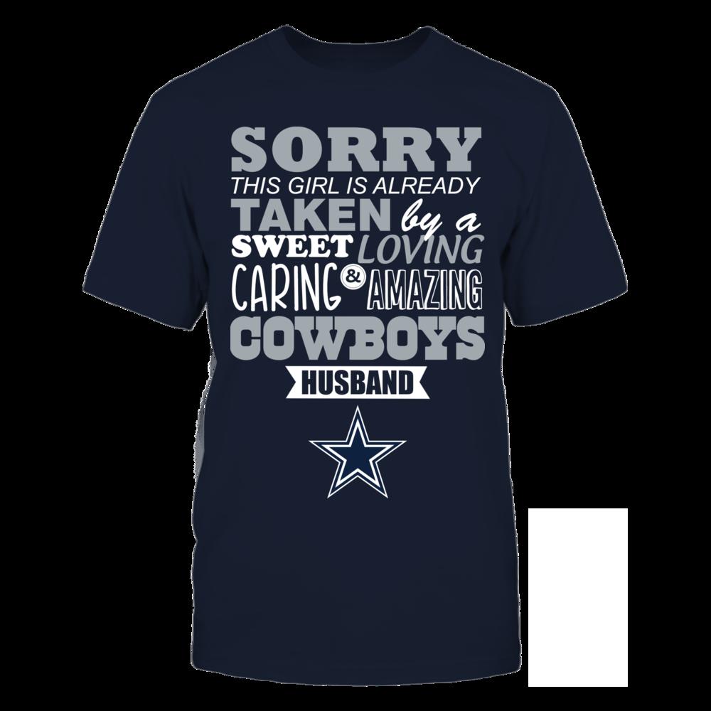 Dallas Cowboys - Girl Already Taken Front picture