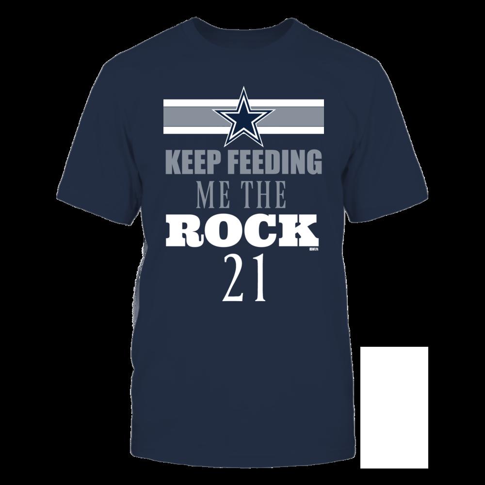 Keep Feeding Me The Rock - Ezekial Elliott Front picture