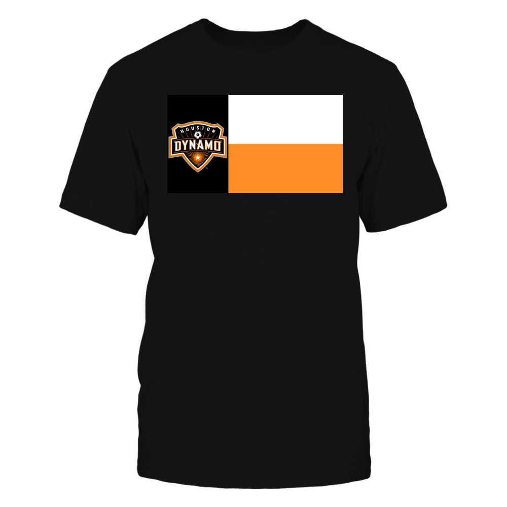 Dynamo Texas Flag Front picture
