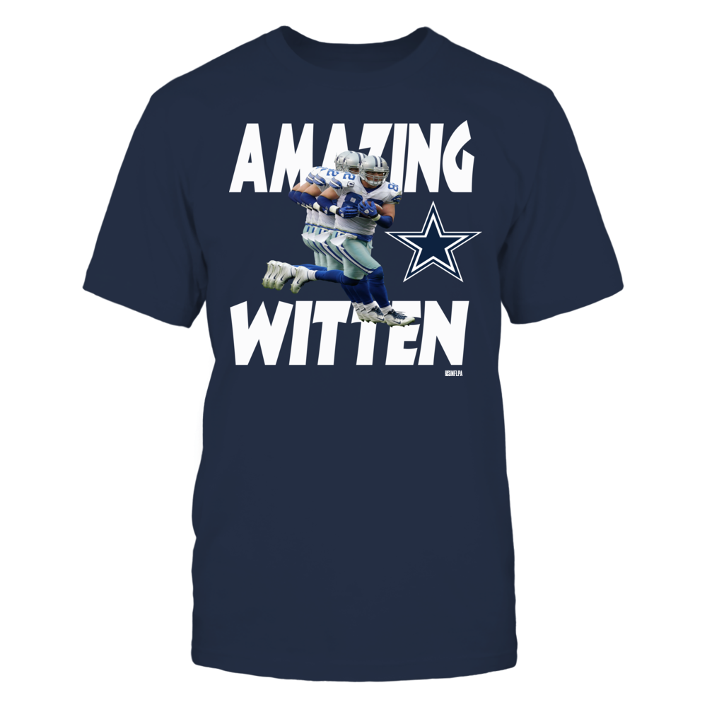 Dallas Cowboys- Amazing Witten 82 Front picture