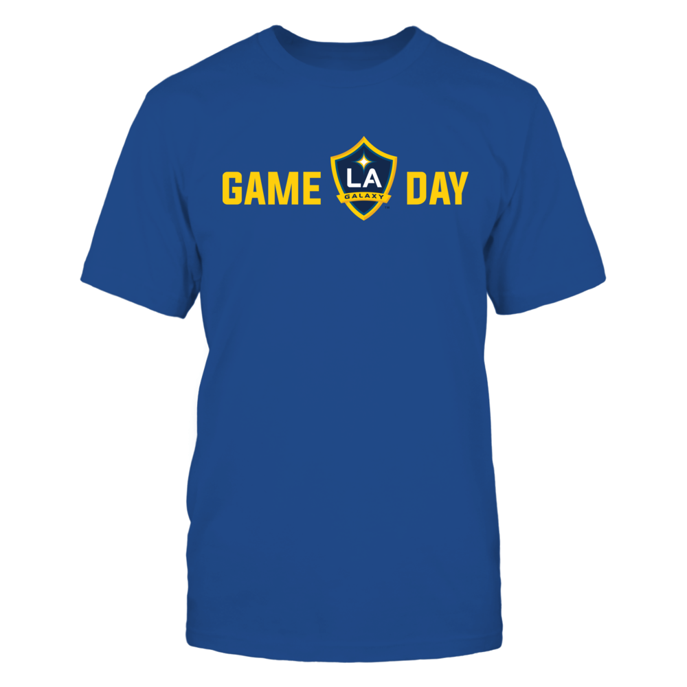 Game Day LA Galaxy Front picture