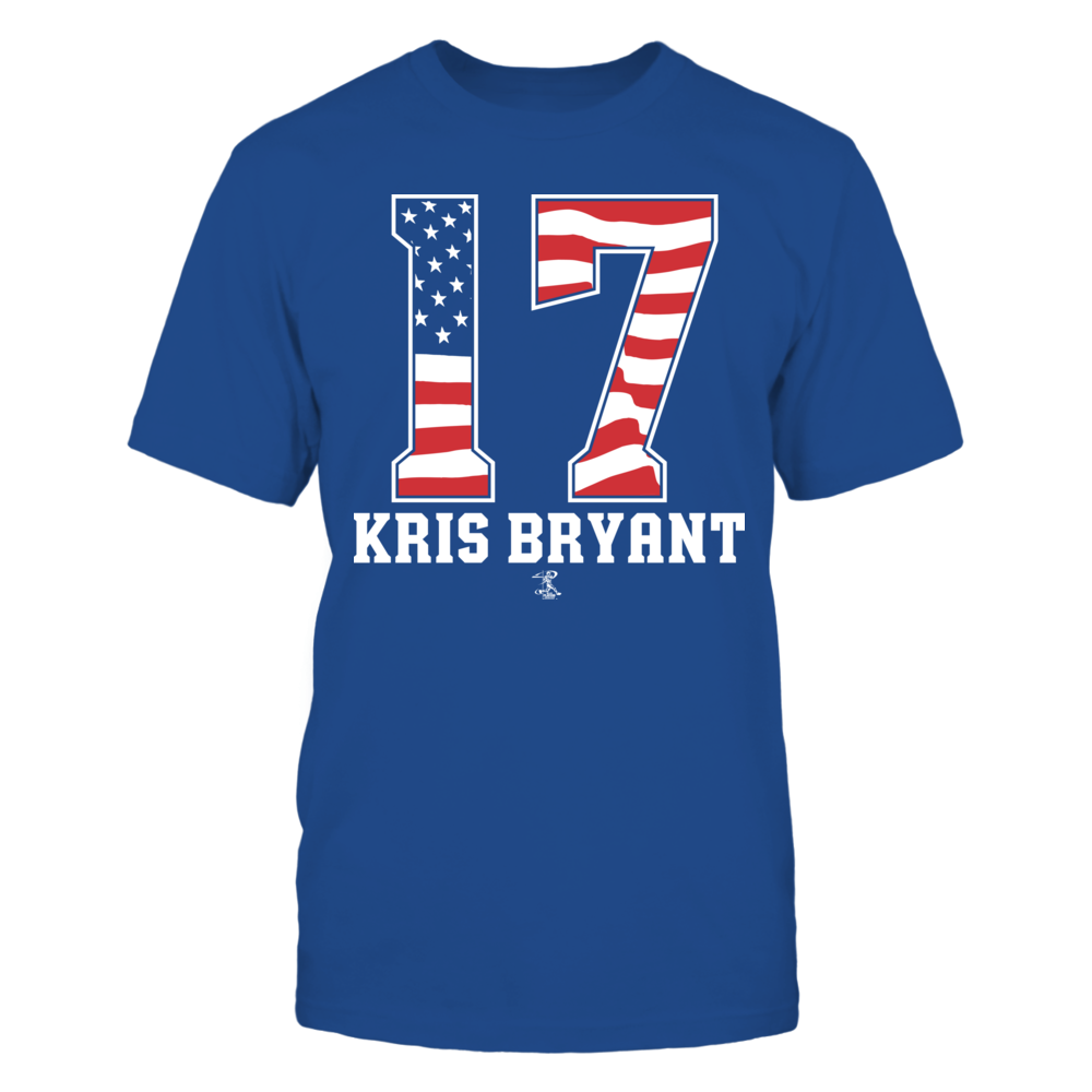 Show Me Your Pride - Kris Bryant Front picture