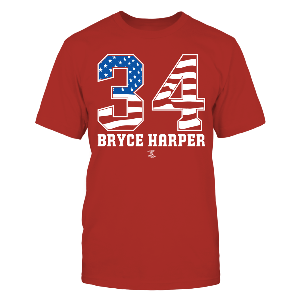 Show Me Your Pride - Bryce Harper Front picture