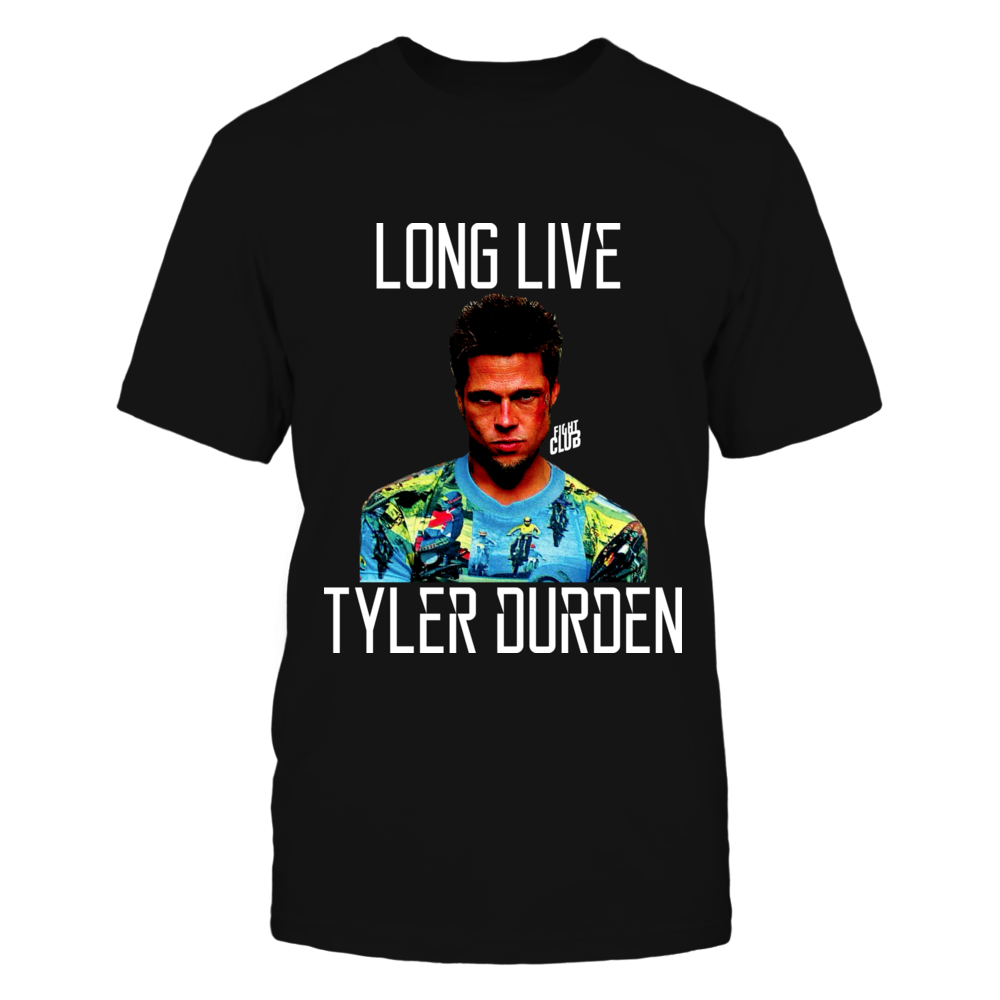 Long Live Tyler Durden Front picture