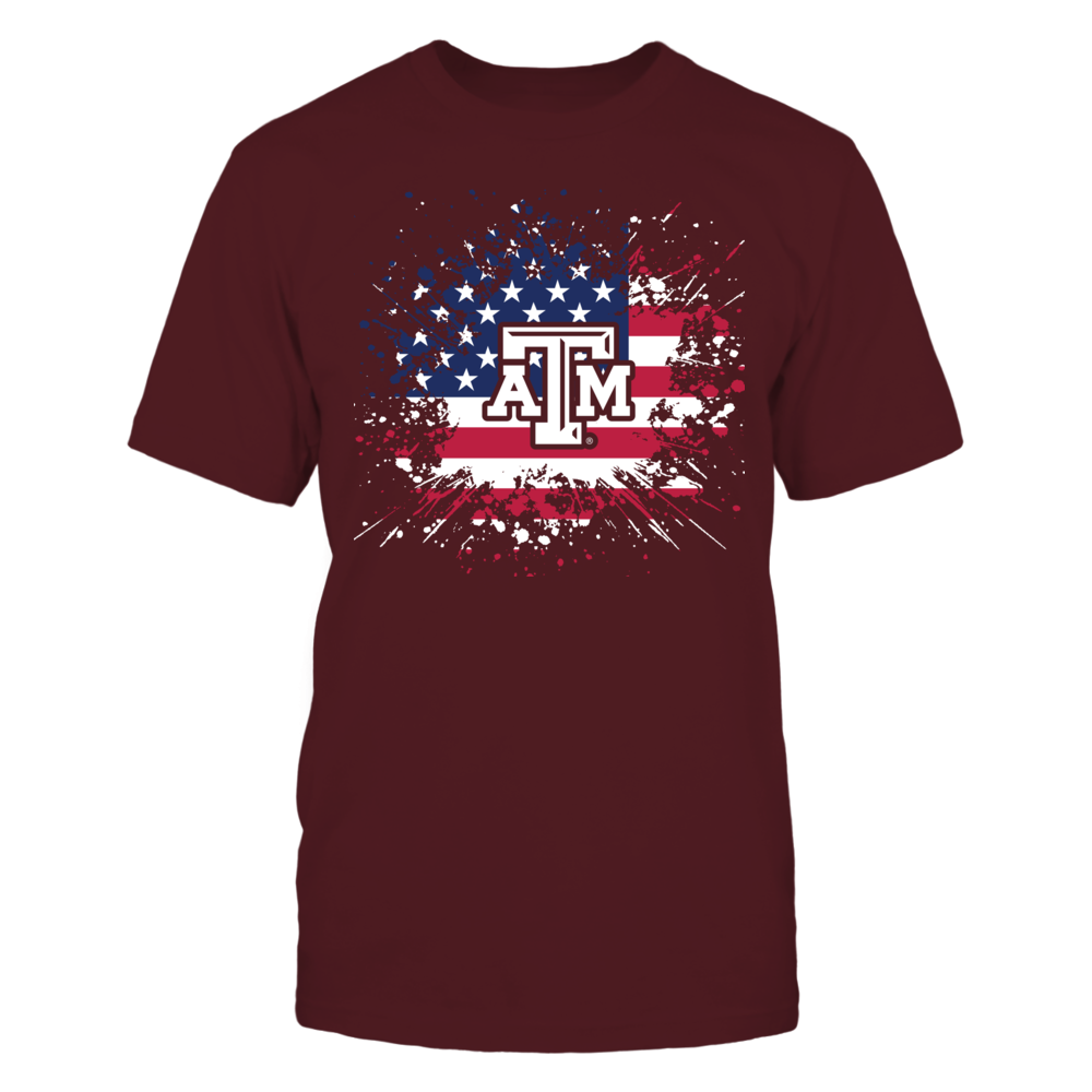 Texas A&M Aggies - Flag Pride Front picture