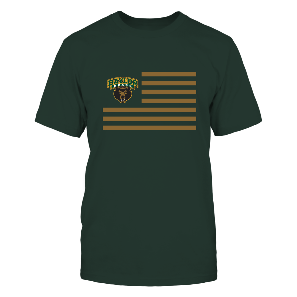 BAYLOR & STRIPES - BAYLOR BEARS Front picture