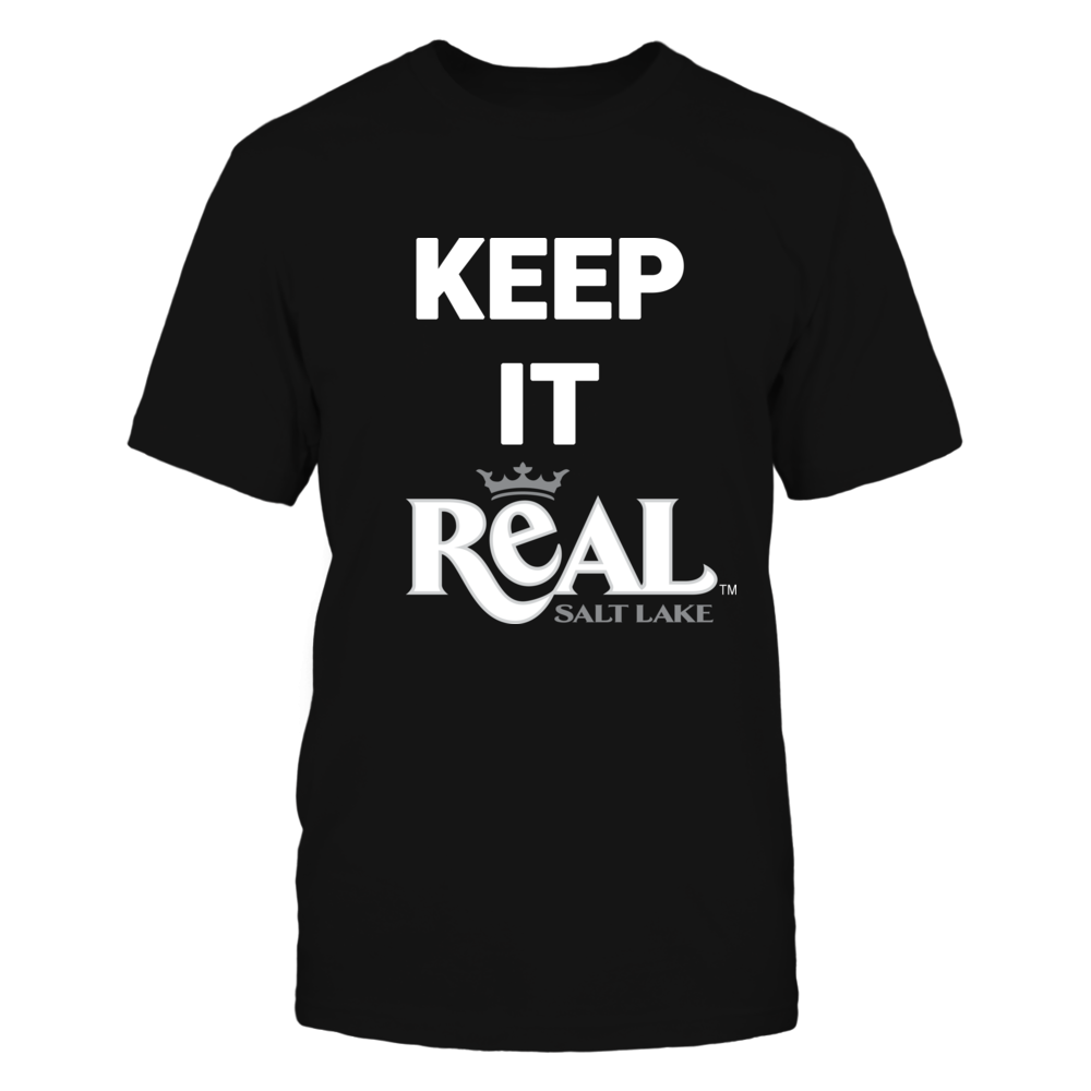 Real Salt Lake (RSL) - Keep It REAL Front picture