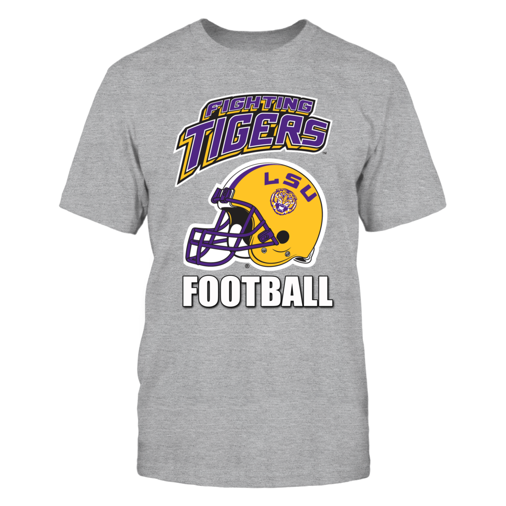 LSU Fighting Tigers Football  - Officially Licensed LSU Football Apparel for the Ultimate Fan Front picture