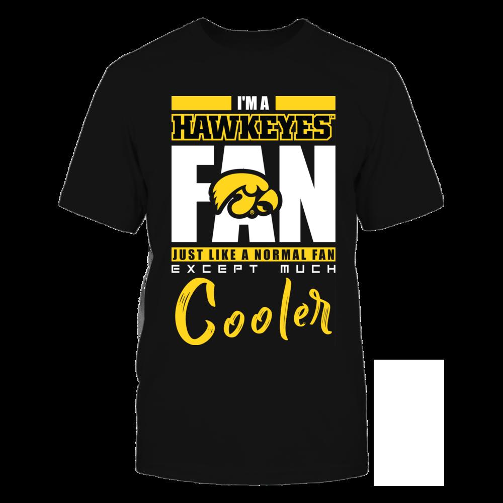 Iowa Hawkeyes - Cooler Fan Front picture