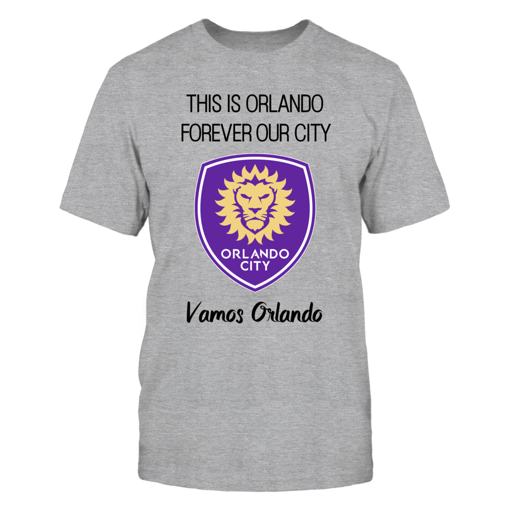 This is Orlando Forever our city Front picture