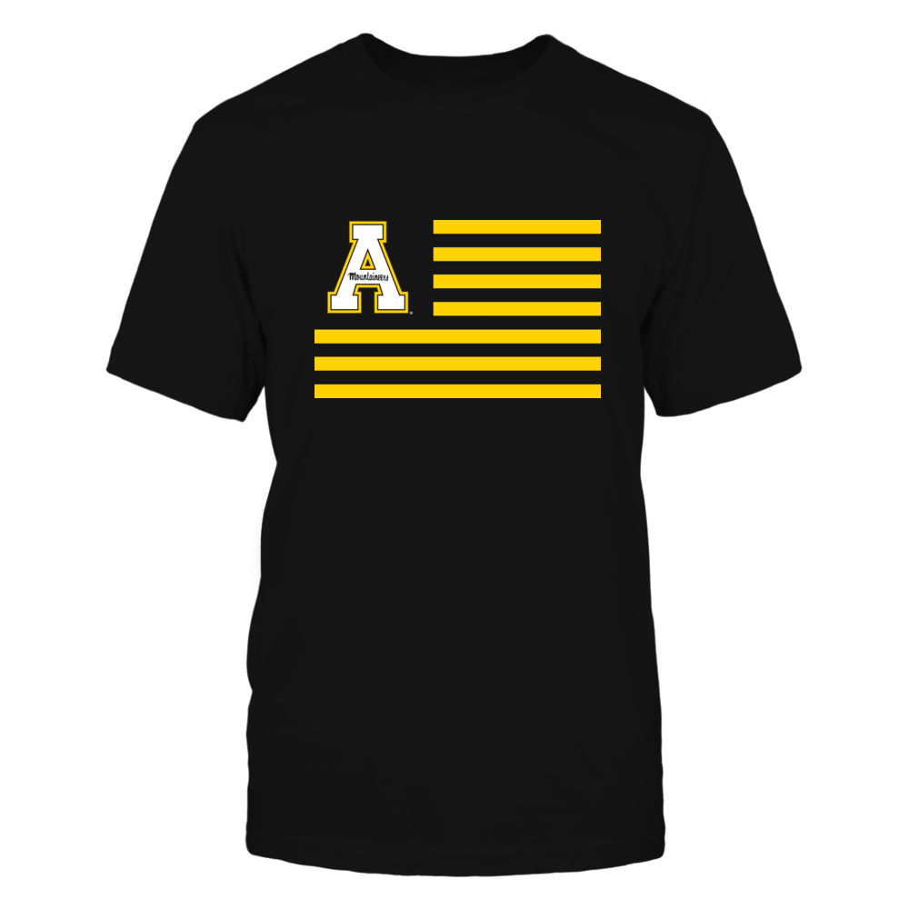 Appalachian State Mountaineers - Flag Stripes Front picture