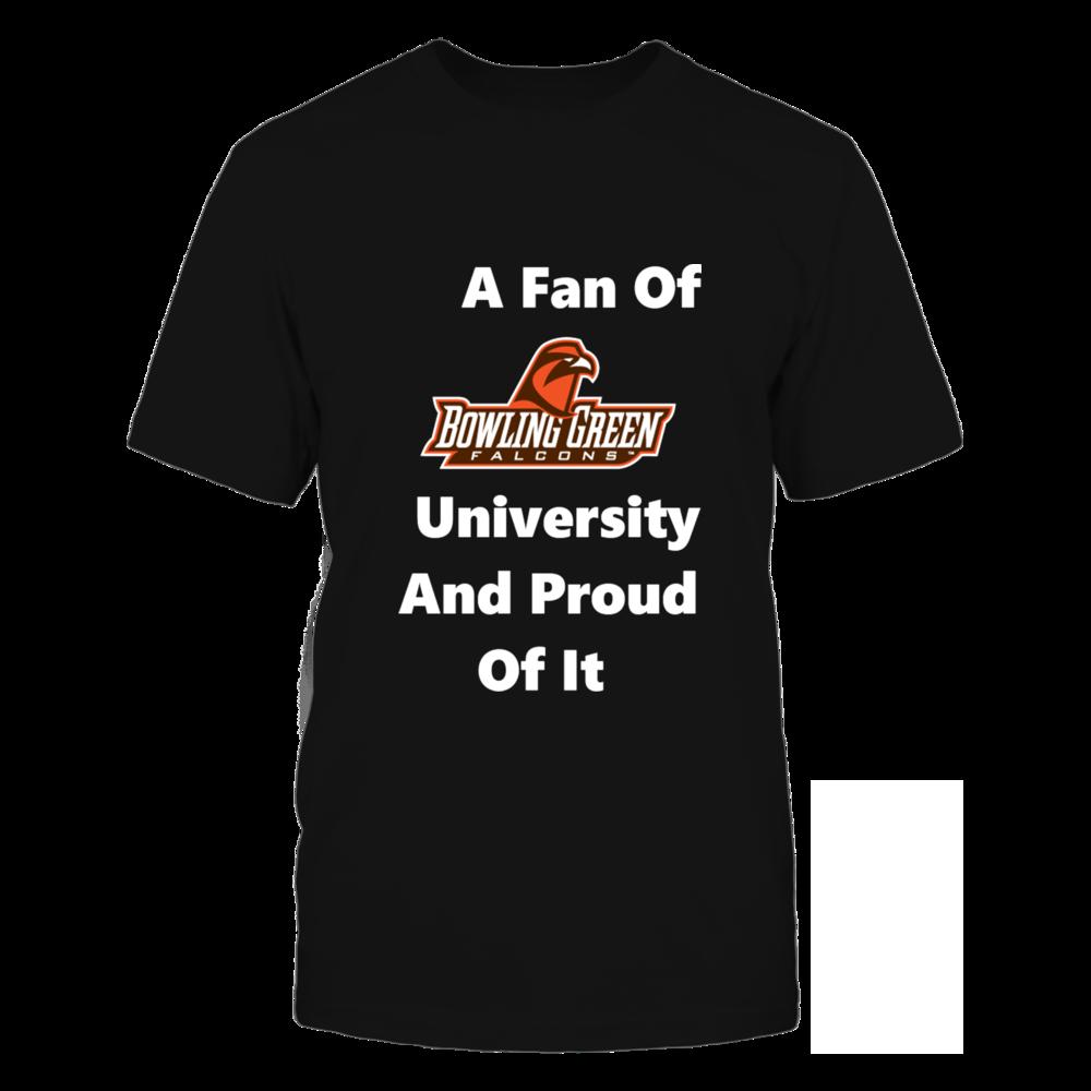 Bowling Green Falcons A Fan Of Bowling Green University And Proud Of It FanPrint