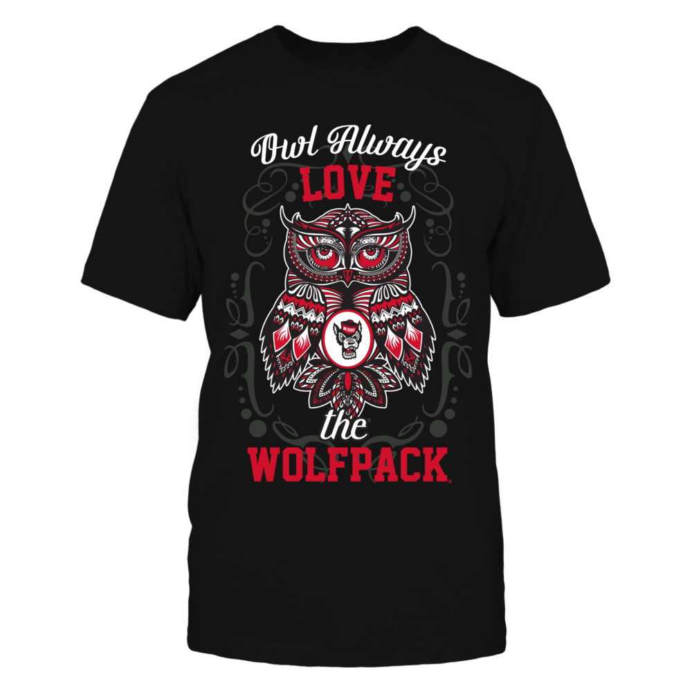 NC State Wolfpack - Owl always Front picture