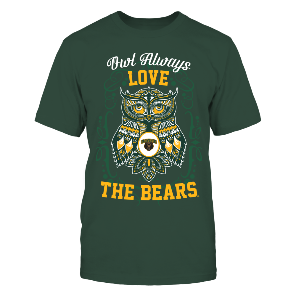 Baylor Bears - Owl always Front picture