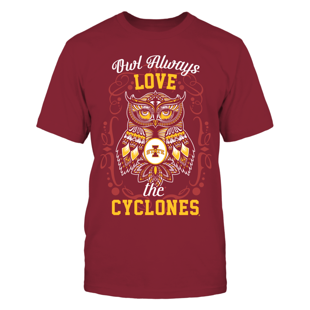 Iowa State Cyclones - Owl always Front picture