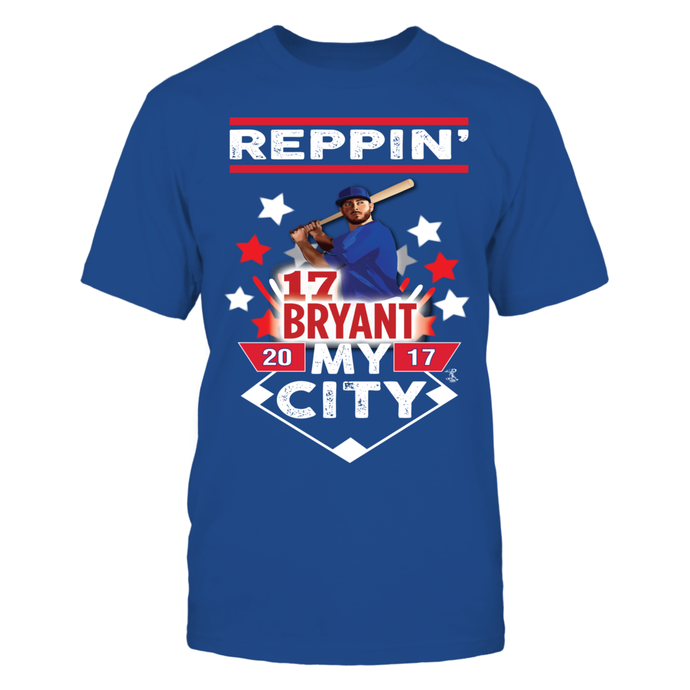 Kris Bryant - Reppin' My City 2017 Front picture