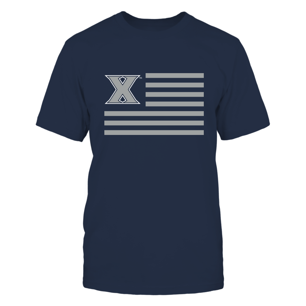 Xavier Musketeers - Flag Stripes Front picture