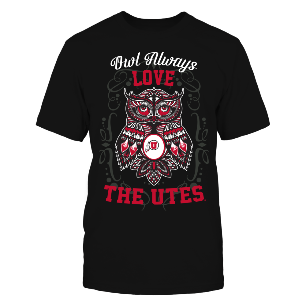 Utah Utes - Owl always Front picture