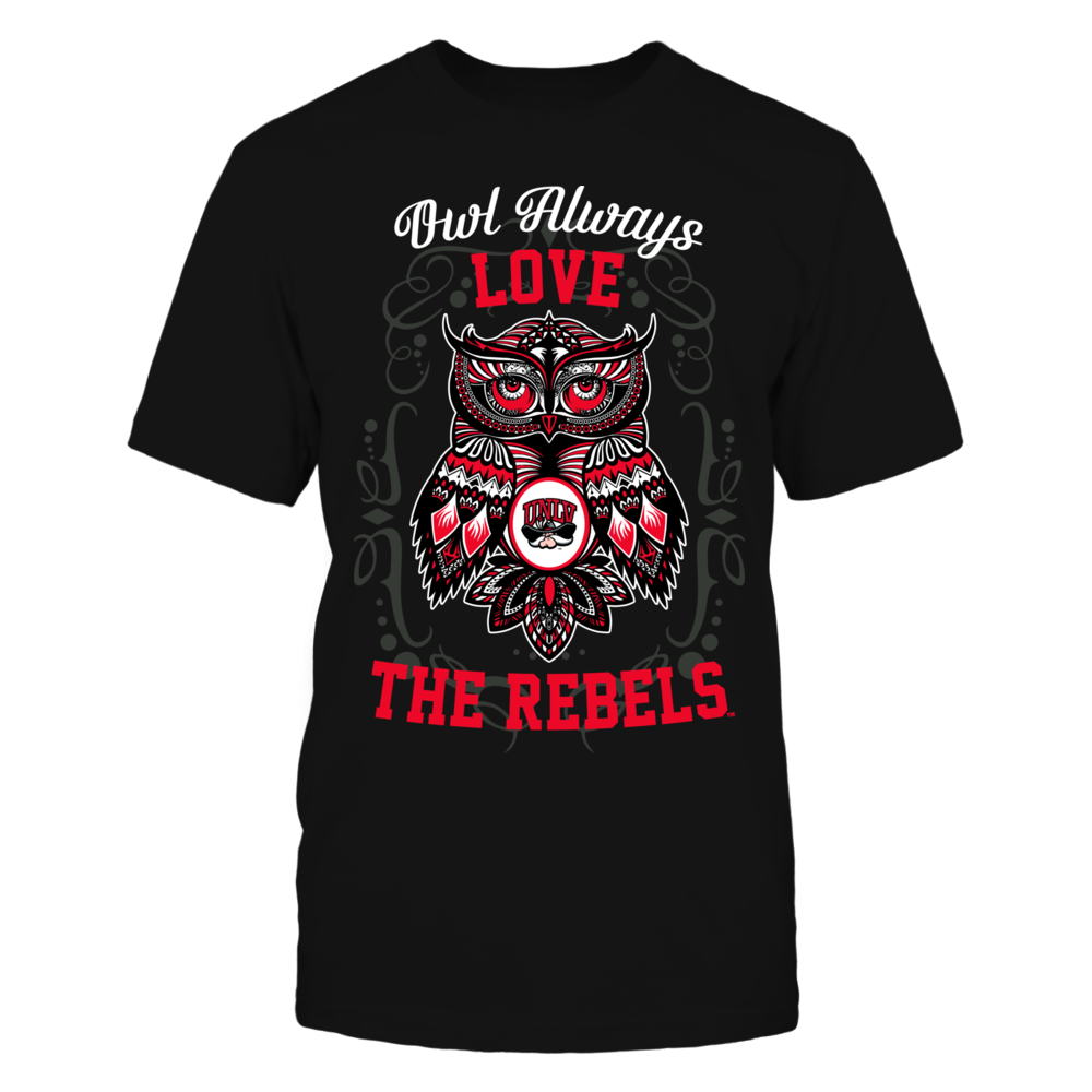 UNLV Rebels - Owl always Front picture