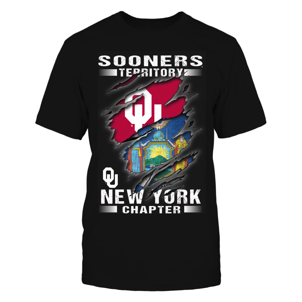 Oklahoma Sooners - NY- Chapter Front picture