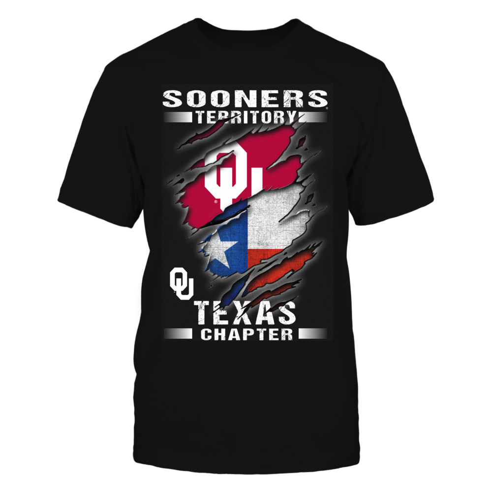 Oklahoma Sooners - TX - Chapter Front picture