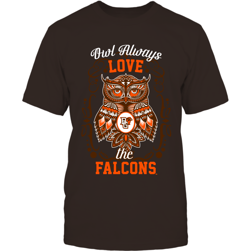Bowling Green Falcons - Owl always Front picture